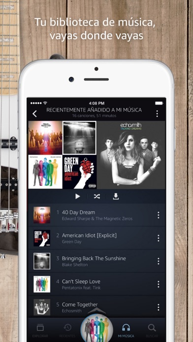 download Amazon Music apps 4