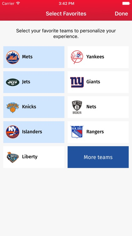 Newsday Sports screenshot-1