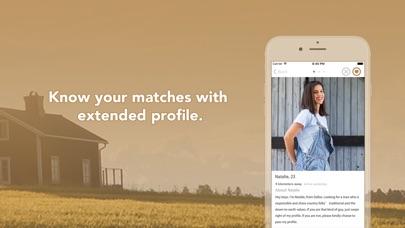 Farming dating app