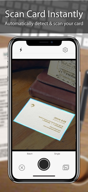 Business card scanner pro on the app store iphone screenshots colourmoves