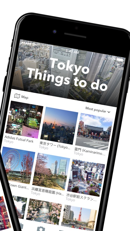Spottly - City Travel Guide