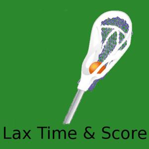 LAX Time & Score app