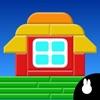 积木拼图游戏-积木方块世界拼图游戏