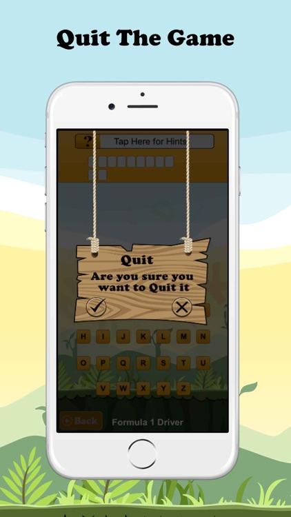 Hangman -  Word Guessing Game screenshot-3