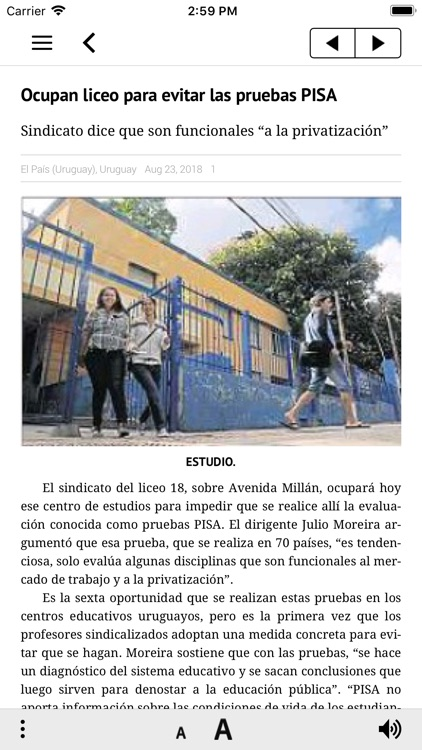 El País Epaper screenshot-4
