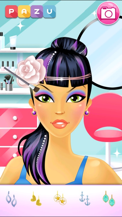 Makeup Girls - Games for kids screenshot-3