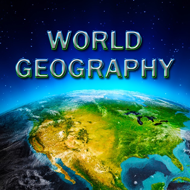 World Geography Quiz Game On The App Store - World geography