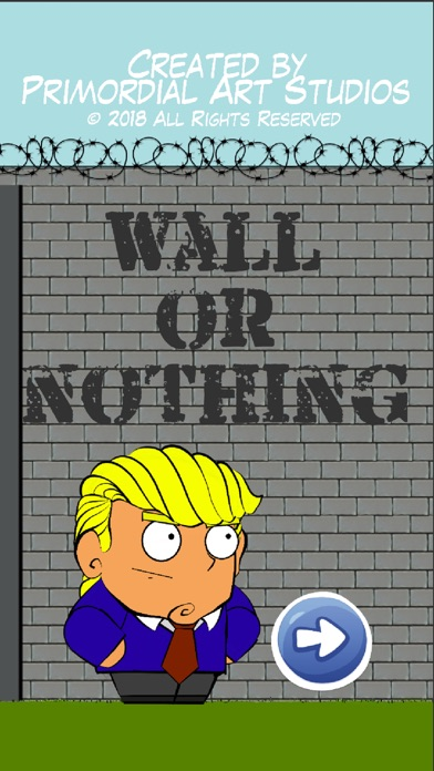 Wall Or Nothing screenshot one
