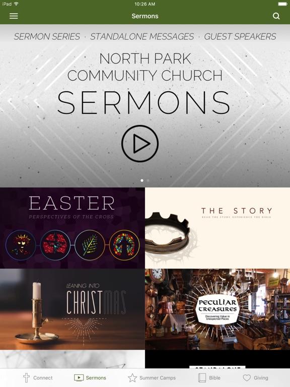 North Park London Ontario App screenshot 5