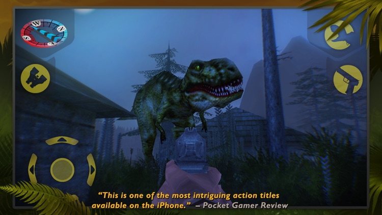 Carnivores: Dinosaur Hunter screenshot-3