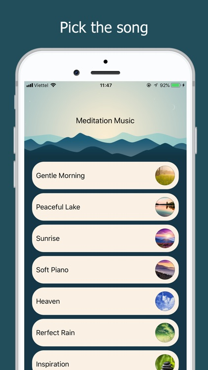 Meditation Music - Sleep Sound by Tien Nguyen
