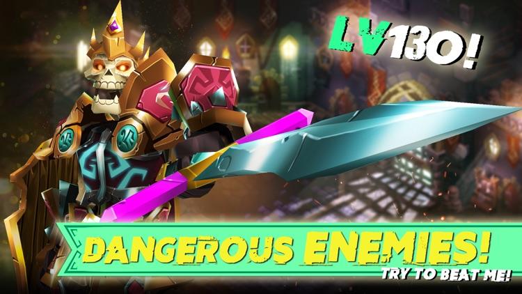 Dungeon Legends - Best Hunter screenshot-4