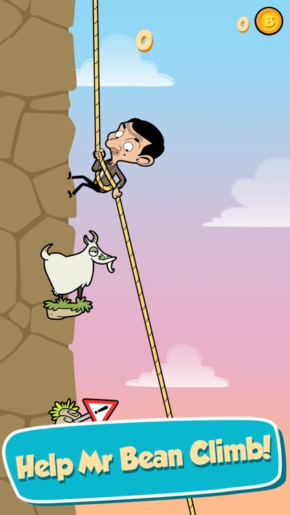 Mr Bean - Risky Ropes screenshot-0
