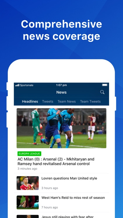 EPL Live: Premier League News
