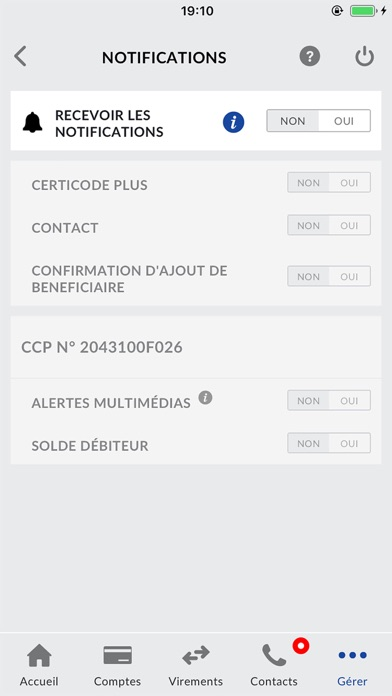 download La Banque Postale apps 5