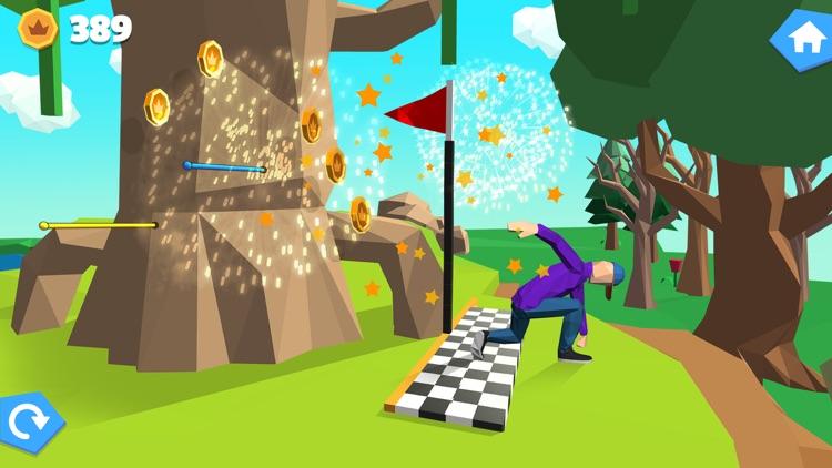 Flippy Gymnast screenshot-4