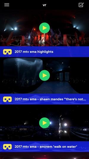 MTV EMA on the App Store