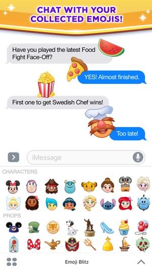 disney emoji blitz on the app store