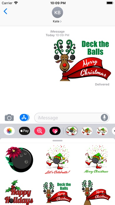 Screenshot for Bowling Holidays in United States App Store