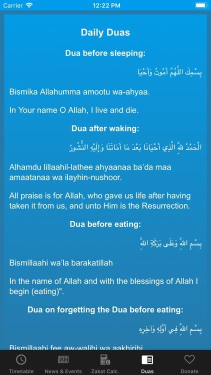 Ibn Abbas Islamic Centre screenshot-3
