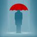 傘 – 最もシンプルな天気予報