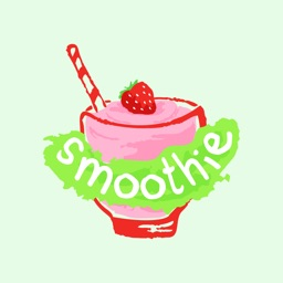 Smoothies Stickers Pack