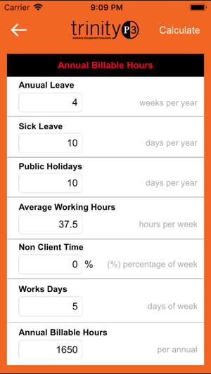 work hours calculator app