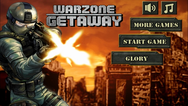 Shooting Game Warzone screenshot-0