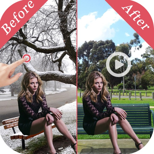 Photo Video Background Changer