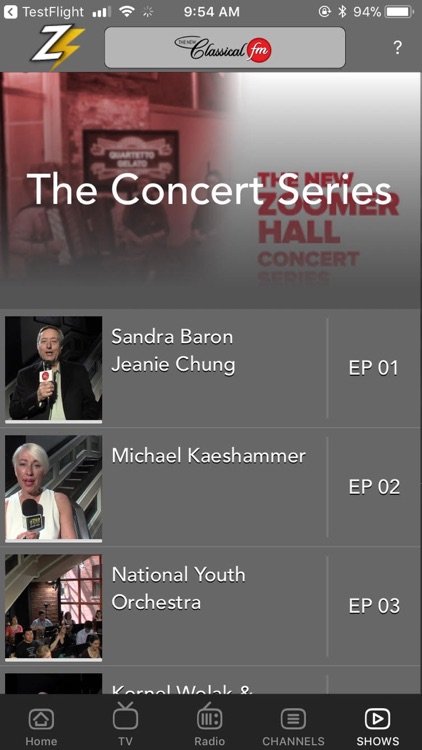 The New Classical FM screenshot-4