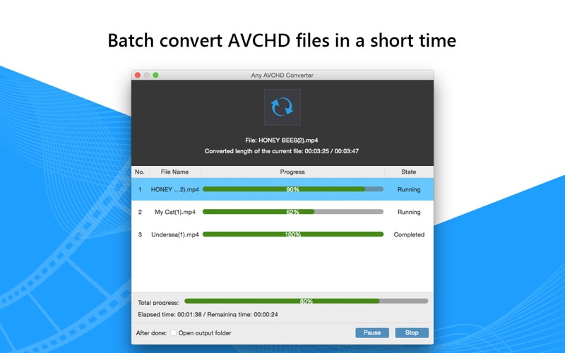 Any AVCHD Converter-MP4/AVI - MacGenius