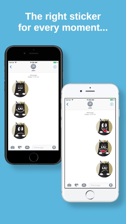 Banjo The Cat Sticker Pack screenshot-3