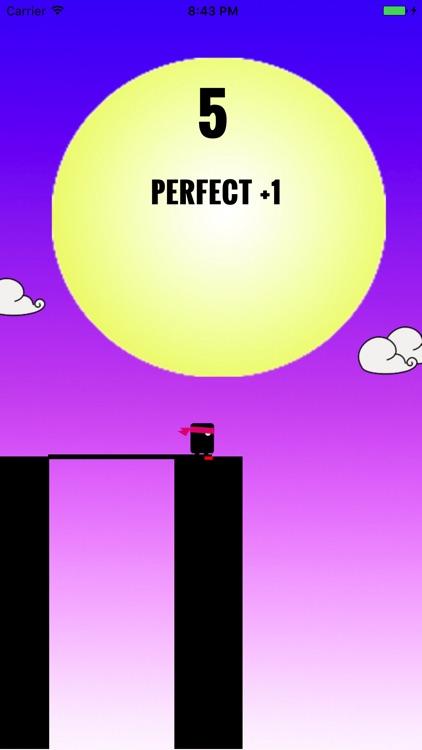 Stick Samurai - the jumper screenshot-4