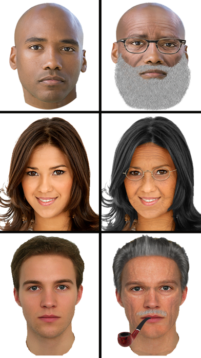 Age Editor: Face Aging Effects screenshot one