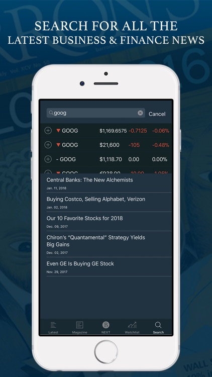 Barron's screenshot-3