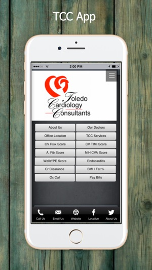 Tcc Cardiology Consult On The App Store
