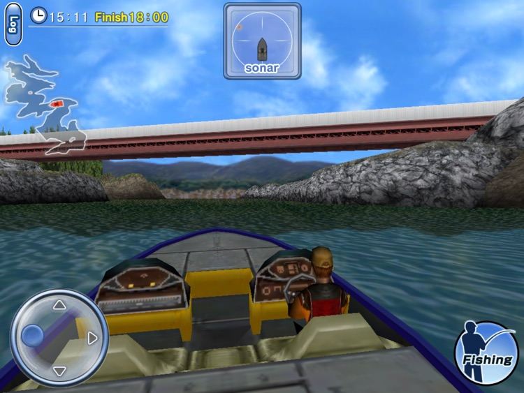 Bass Fishing 3D HD