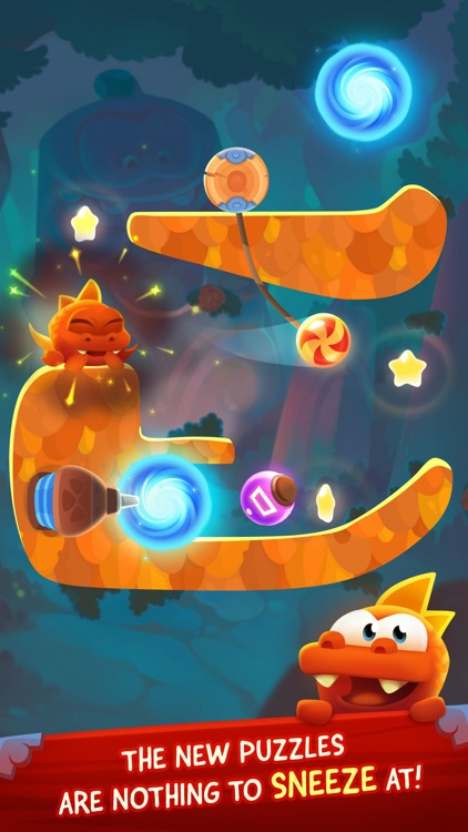 Cut the Rope: Magic GOLD screenshot-4