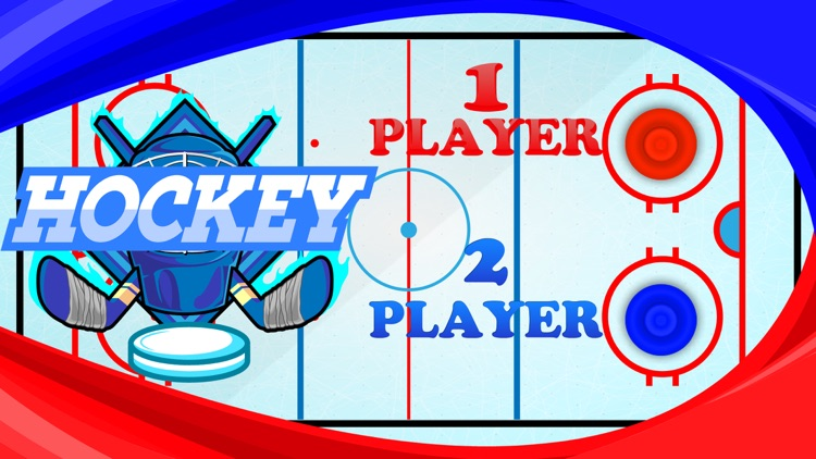 Air Hockey Players Game screenshot-4
