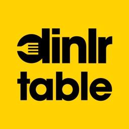 Dinlr Table - Self-Order Menu for F&B Restaurants