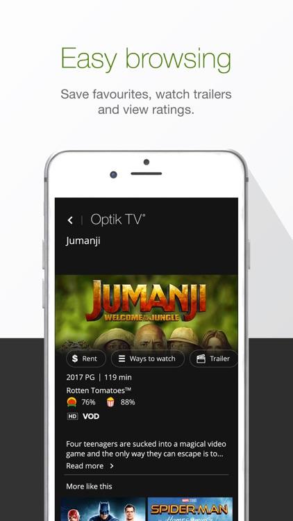 Optik TV® screenshot-4