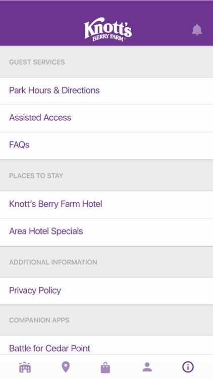 Knott's Berry Farm screenshot-4