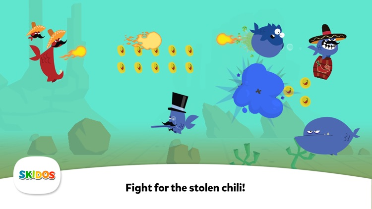 Chili Hunt : Educational Games screenshot-4