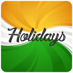 Indian Calendar Holidays for Festivals