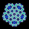 Girih Polygon Pattern Design - Stefan Hintz Cover Art
