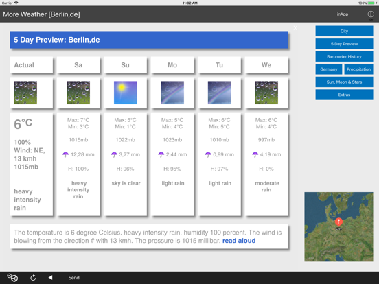 More Weather screenshot 7