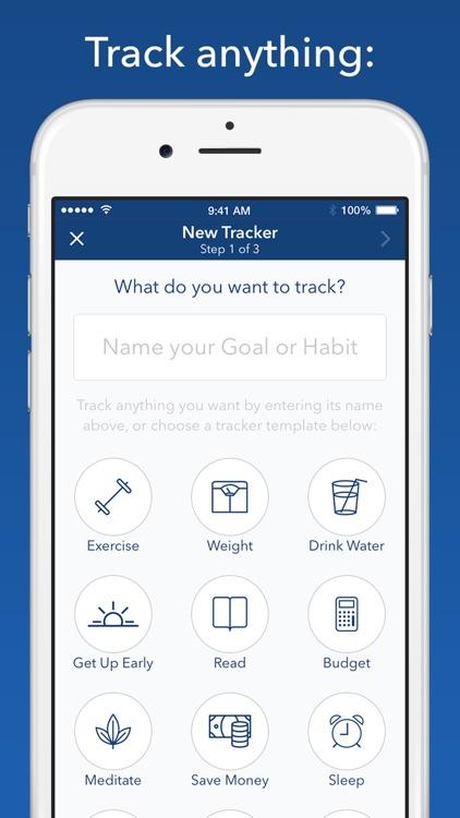 Strides Habit Tracker screenshot-4