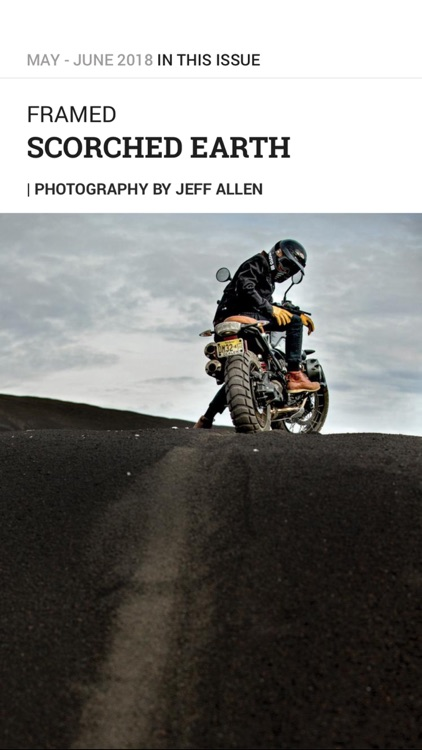 Motorcyclist Mag screenshot-1
