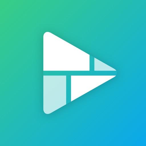 RealTimes: Video Maker application logo
