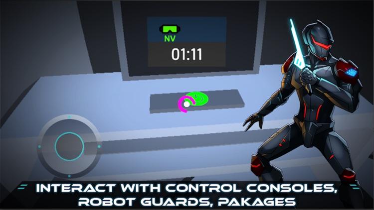 Thief (Sci-Fi Stealth) screenshot-4